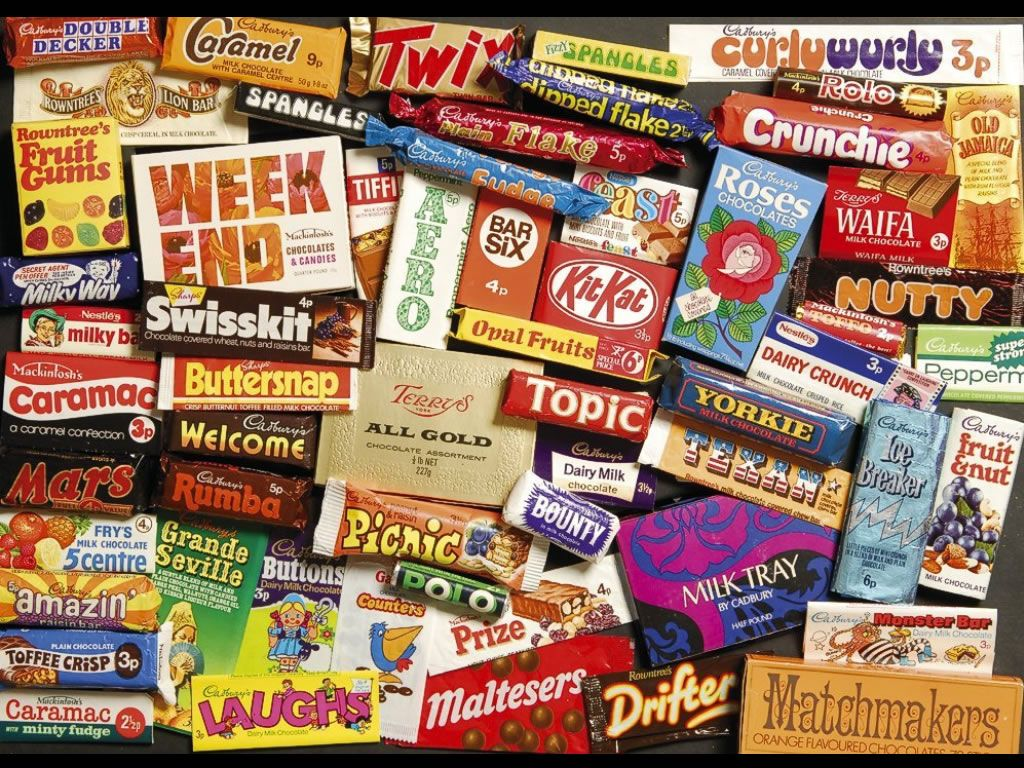 retro chocolate wallpaper - Google Search | Ideas for the House ...