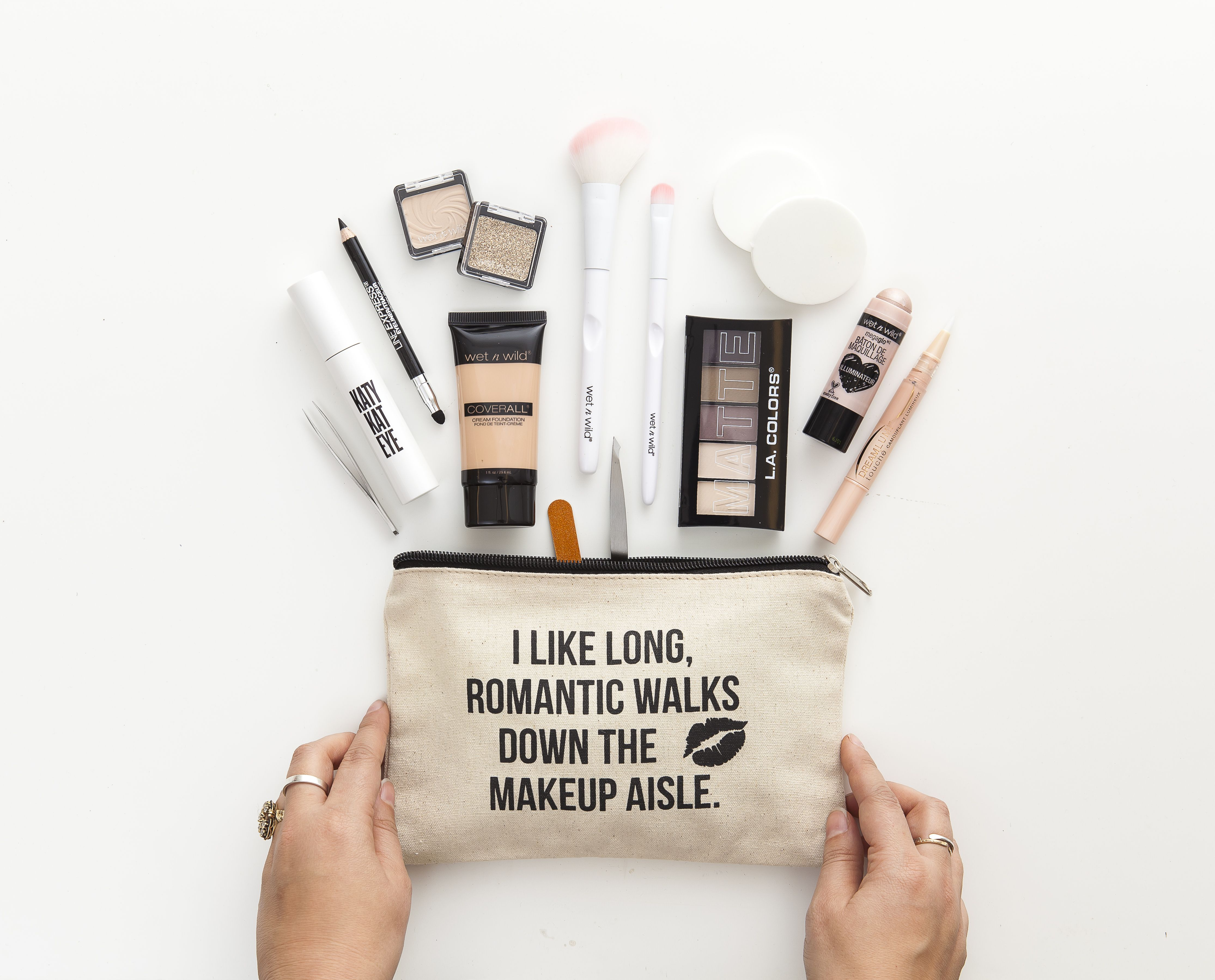 Refresh your make up bag with these hot items from Dollar