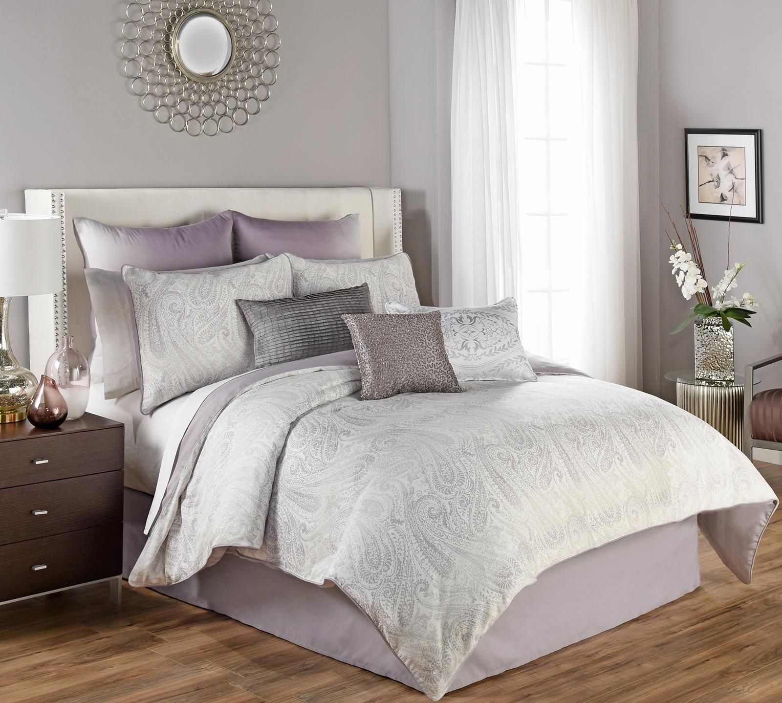 Best Henriette 4 Piece Comforter Set Queen Comforter Sets 400 x 300