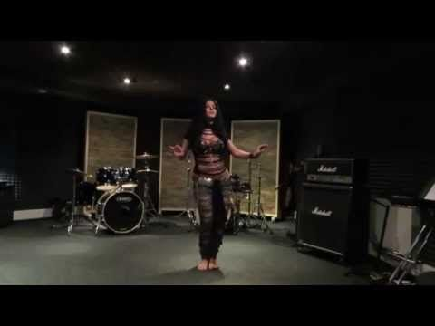 Belly Dance with AC / DC   VideoMan