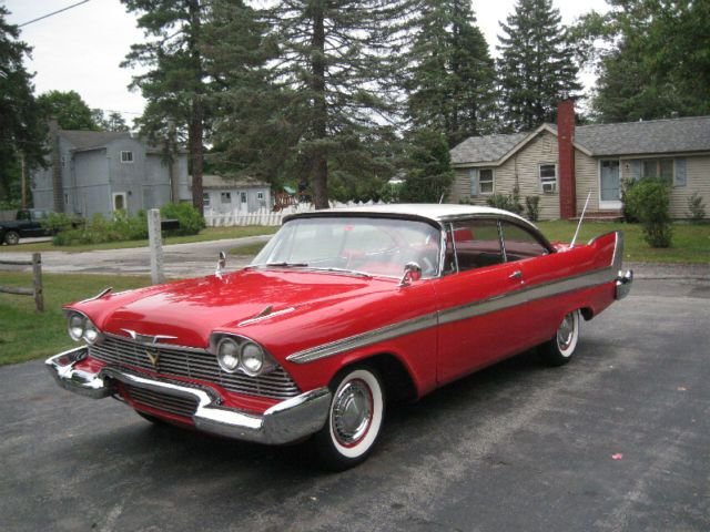 1958 Plymouth Fury Christine For Sale Photos Technical