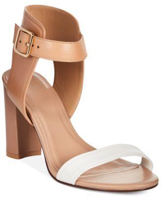Cole Haan Women's Barra High Heel Sandals - All Women's Shoes - Shoes -  Macy's