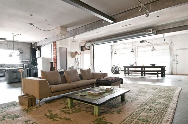 Industrial Living Room Design Key Traits Of Industrial Interior Design  Industrial Interior