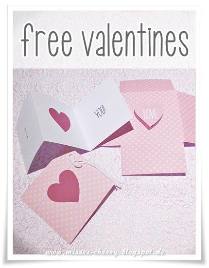 Misses Cherrys Lieblinksdings: >>Free<< Valentines