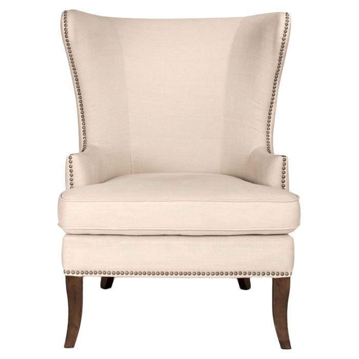 Celine Wingback Chair