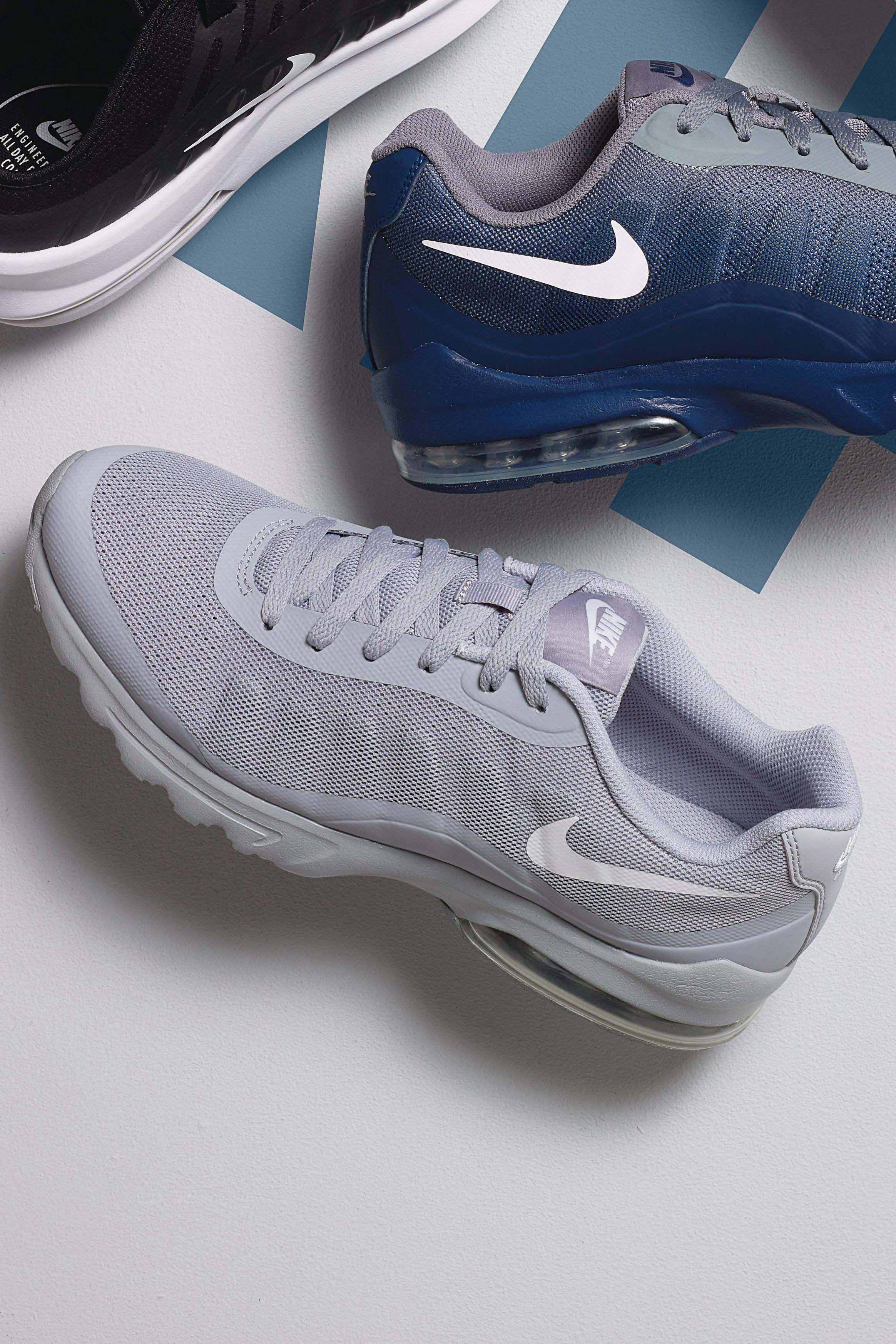 Men Nike Air Max Invigor GreyGreen