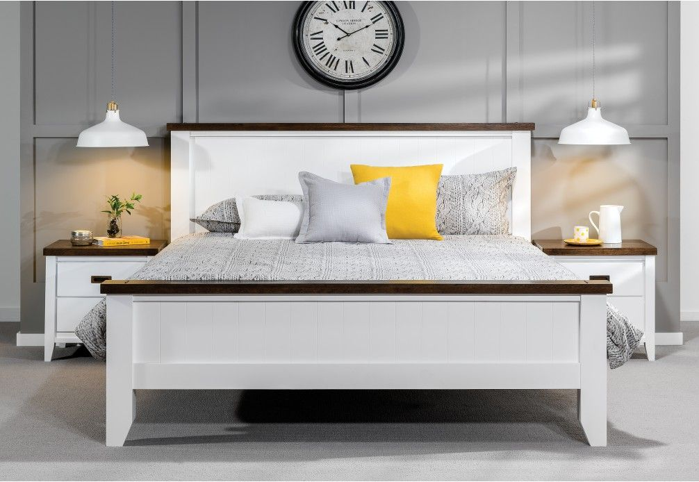 Best Le Franschhoek King Bed Super Amart King Beds Bed 400 x 300