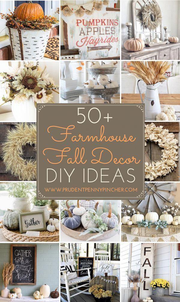 best farmhouse fall decor diy ideas falldecor also home images on pinterest in rh