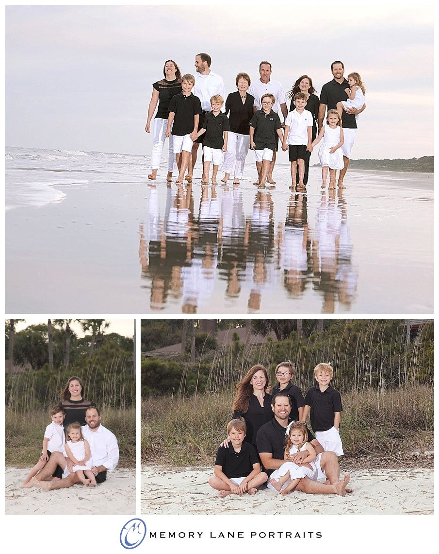 Beach portraits with the extended family https www facebook com