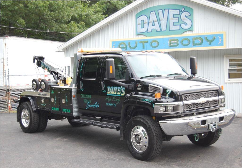 Daves Auto Body Kulpmont Pa Big Wreckers In Ne Pa Pinterest