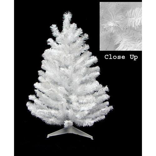 Found it at Wayfair - 2\u0027 Snow White Artificial Christmas Tree XMAS