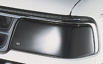 black out head light covers