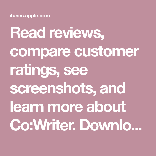 Read reviews, compare customer ratings, see screenshots