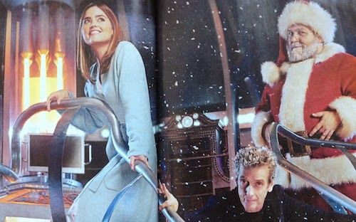 dw-behindthescenes: Last Christmas.