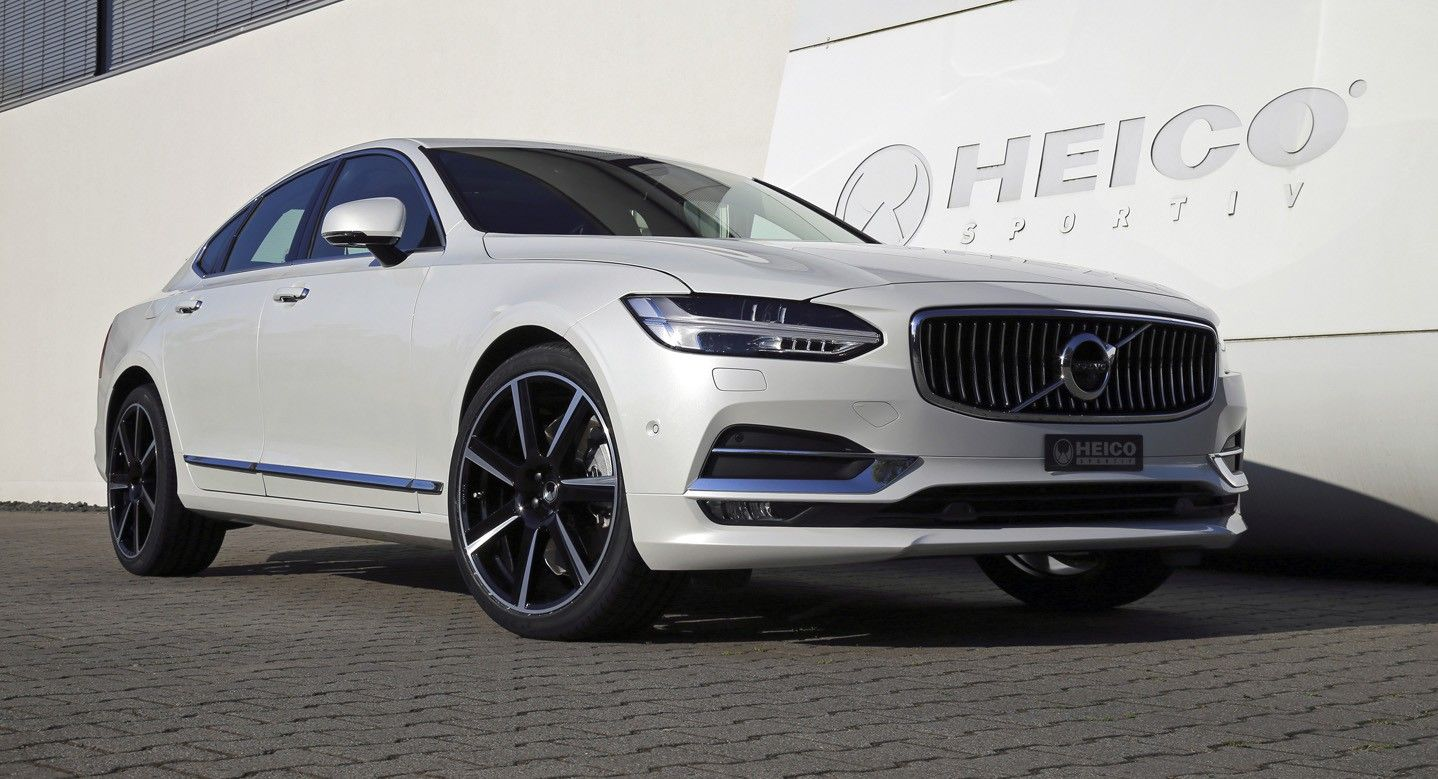 new 2017 volvo s90 by heico sportiv new volvo s90 pinterest volvo s90 volvo and cars. Black Bedroom Furniture Sets. Home Design Ideas