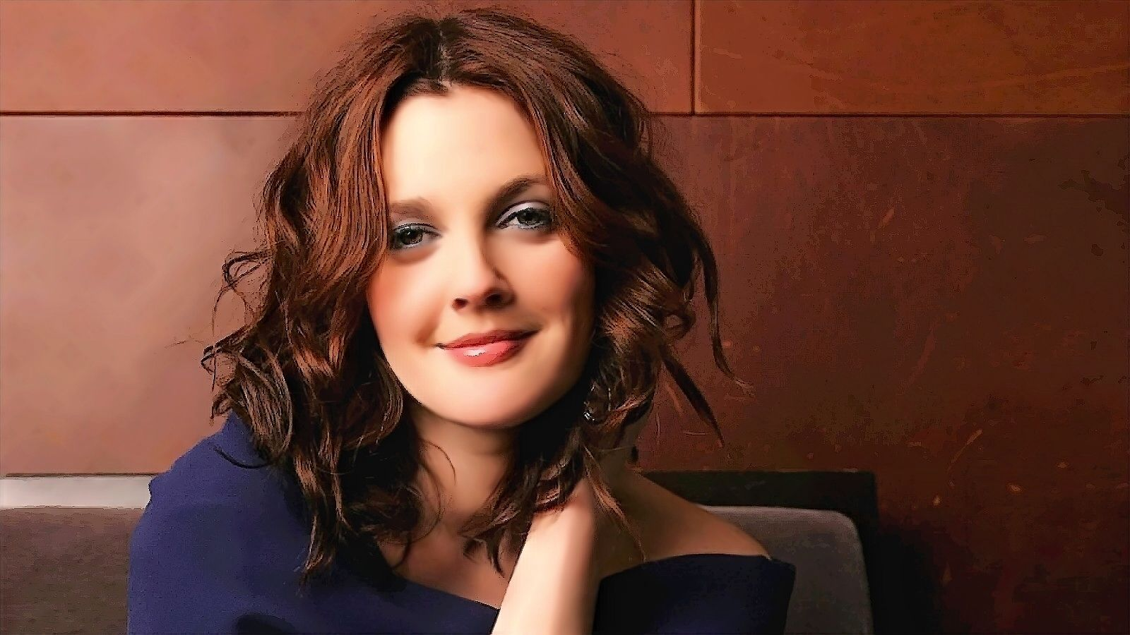 Drew Barrymore Wallpapers HD Wallpapers Красота волос