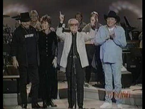 The George Jones Show (TNN) FULL EPISODE! Waylon, Bobby Bare ...