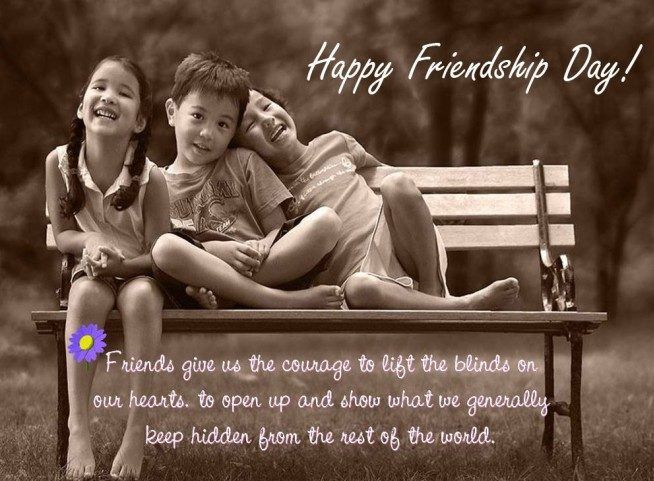 Heart Touching Friendship Images Quotes Friendship Day Images