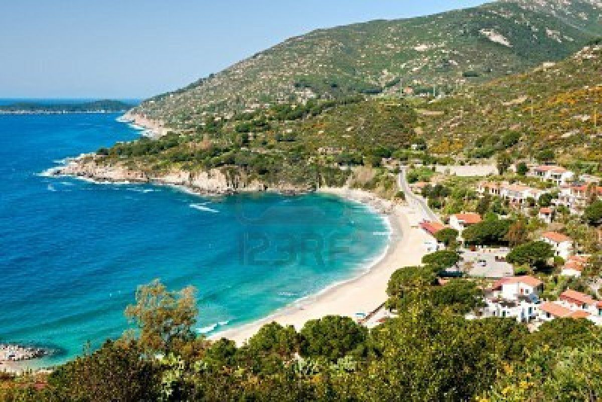 Italien Hotel Toskana Am Meer