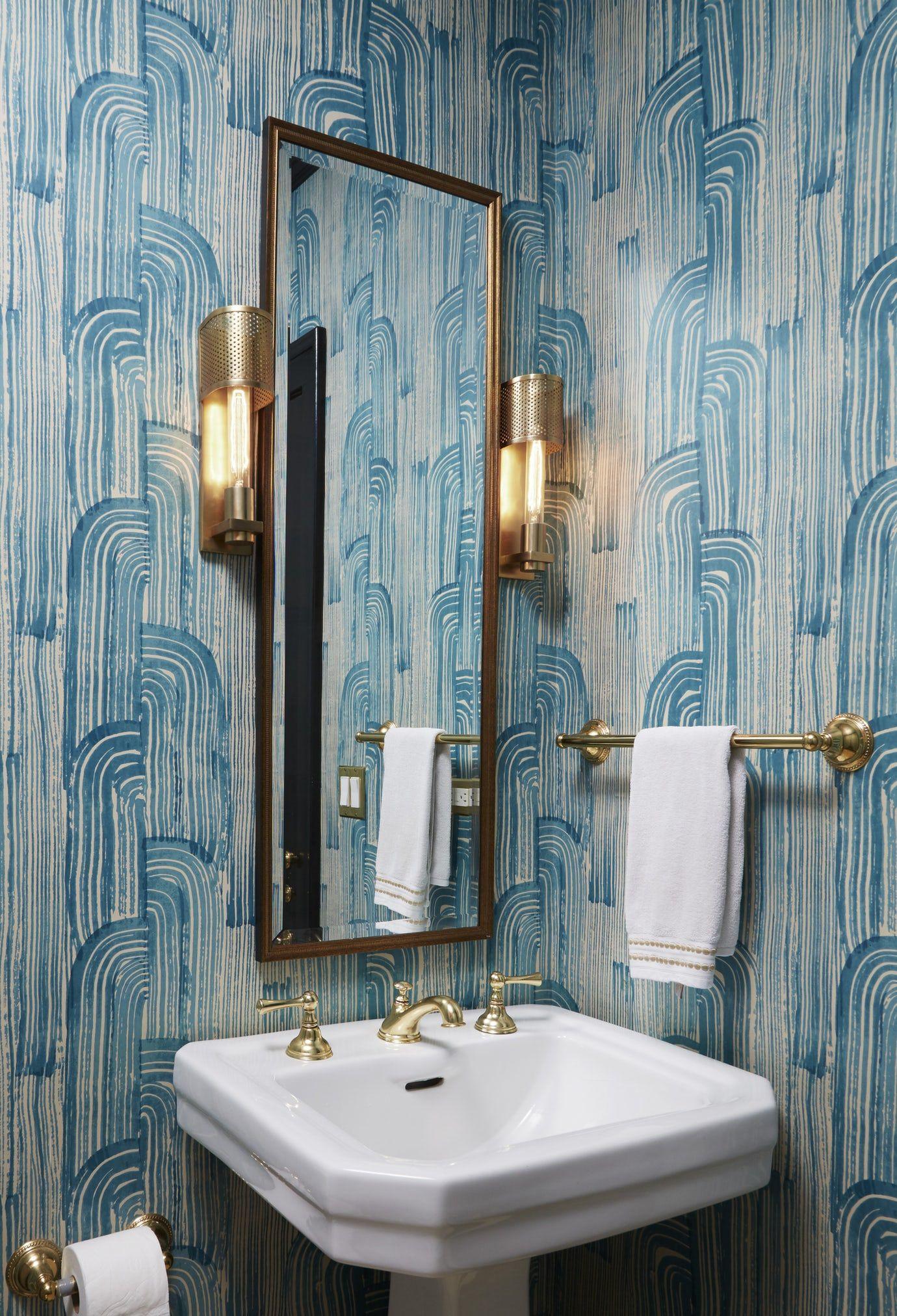Powder Room By Amy Kartheiser Design