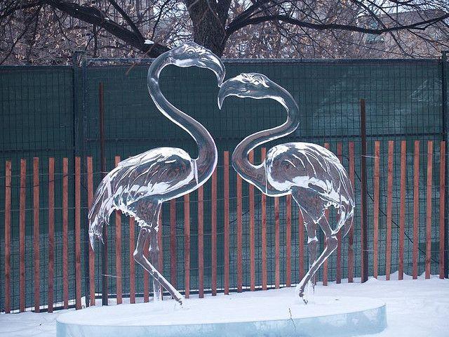 Ice Sculpture - Winterlude