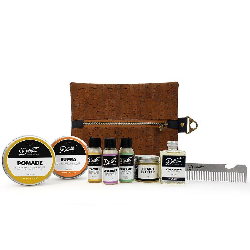 The Beard Survival Kit - Detroit Grooming Co.