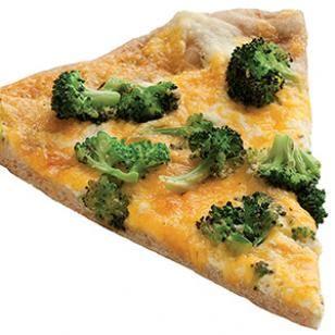 Broccoli-Ricotta Pizza Recipe