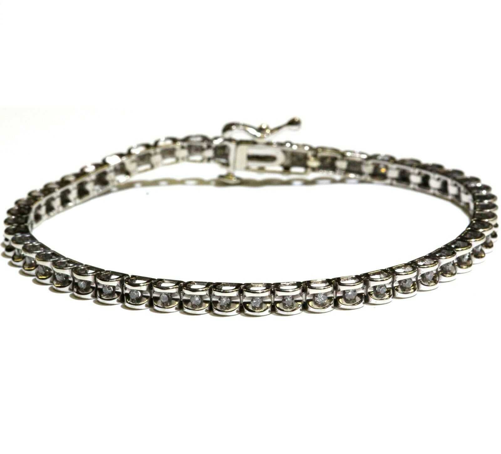 Pin On White Gold Bracelet
