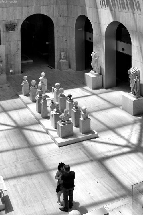 Museo Arqueológico, Madrid. Nur Nielfa