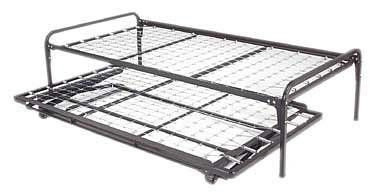 Choose Pull Out Pop Up Trundle Beds Or Pull Out No Pop Trundle