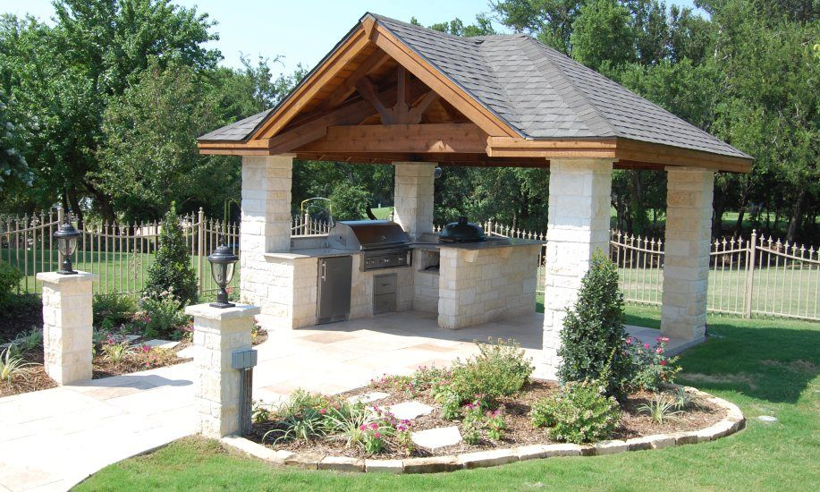 Etonnant Outside Kitchen And Patio Ideas | Custom Patio Designs | DFW   Dallas, Fort  Worth, Rockwall, Forney .