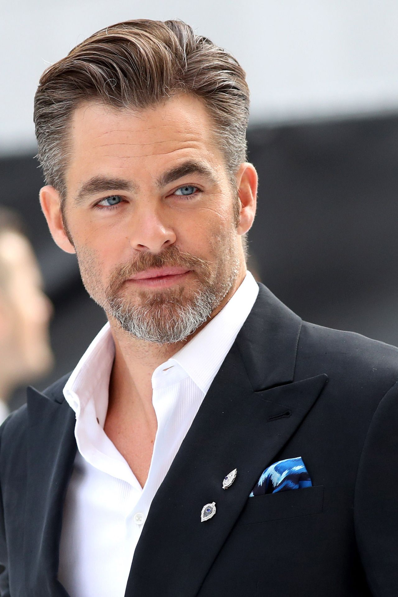 Mcavoys Chris Pine Attends The Uk Premiere Of Star