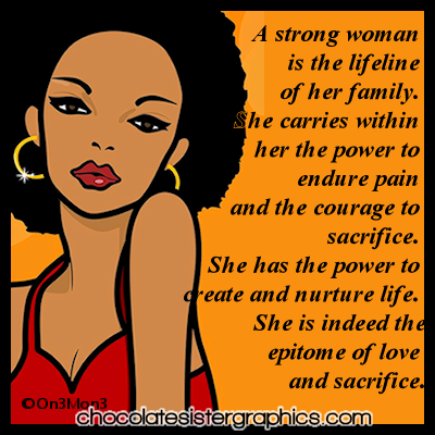 Quotes By Black Women Custom Chocolate Sister Graphics  African American Profile Graphics
