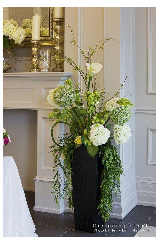 Long Flower Vase Images