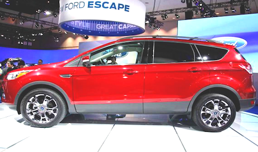 2019 Ford Escape Hybrid 2019 Ford Escape Hybrid Review 2019 Ford