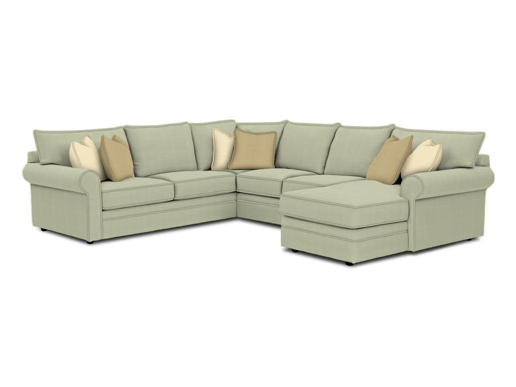 Shop For Klaussner Comfy Sectional, 36330 FAB SECT, And Other Living Room  Sectionals At Outer Banks Furniture In Nags Head, NC 27959.