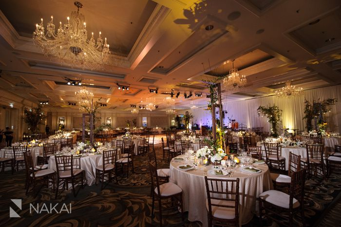 Luxury Wedding Chicago Four Seasons Hotel Photos