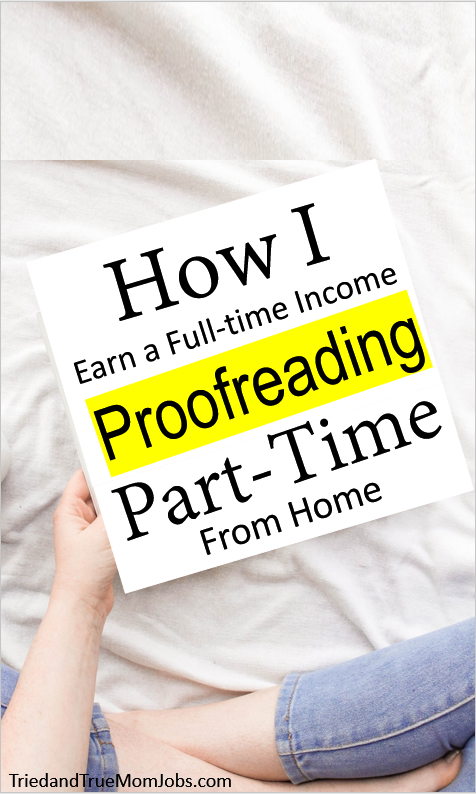 Become a Proofreader from Home and Earn up to $4,0
