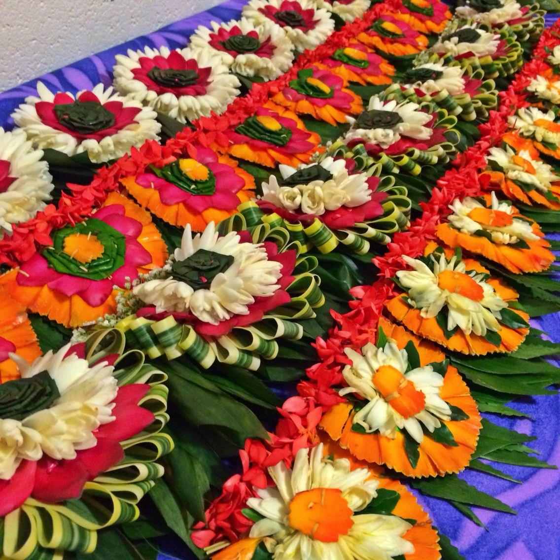 Tongan Lei Kahoa My Ulas Pinterest Leis Graduation Leis And