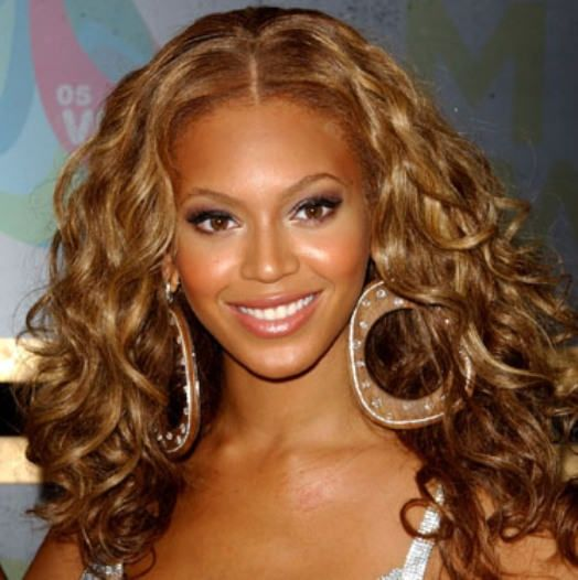 Beyonce Curly Hairstyle | Hair | Pinterest | Curly hairstyles, Curly ...