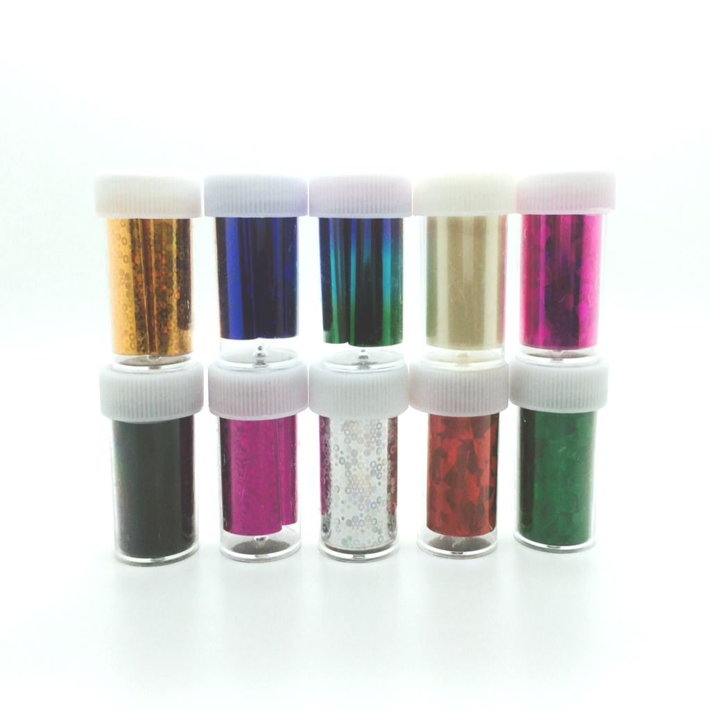 Nail Art Transfer Foil pack of 10 | Nail Designs | Pinterest ...