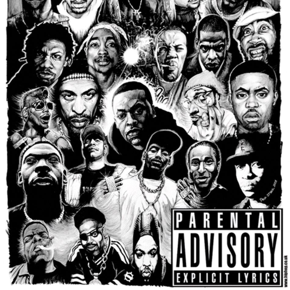 Old School Rap Hip Hop Poster Rap Wallpaper Hip Hop Art