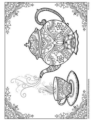 Free Coloring Pages: Cleverpedia\'s Coloring Page Library | Teacup ...