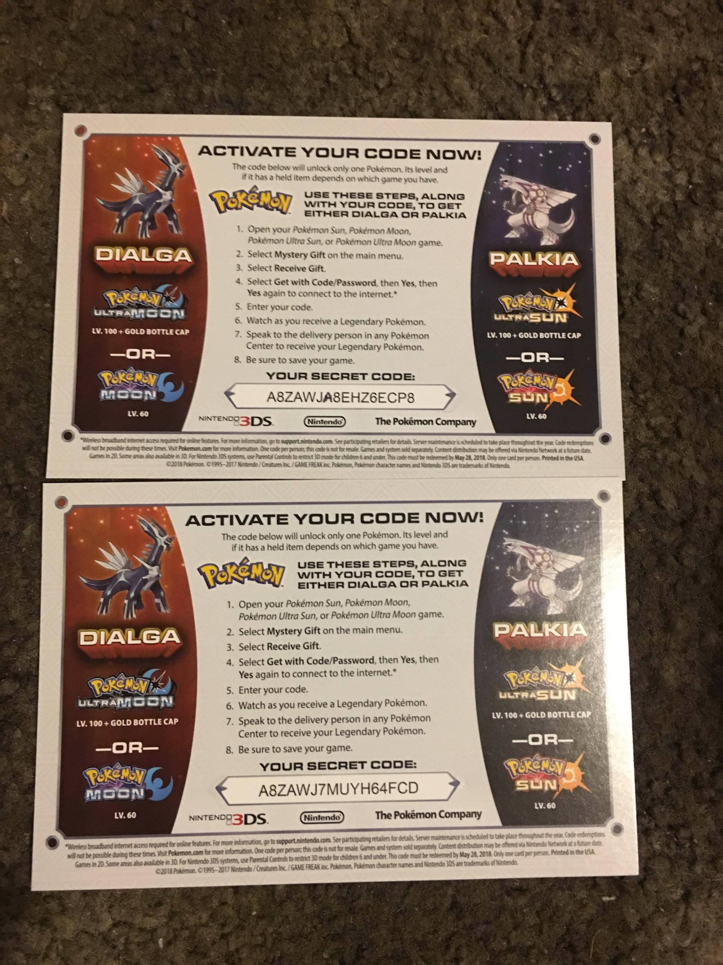 GameStop gave me extras so I thought Id share. | Pokemon Go Moments ...