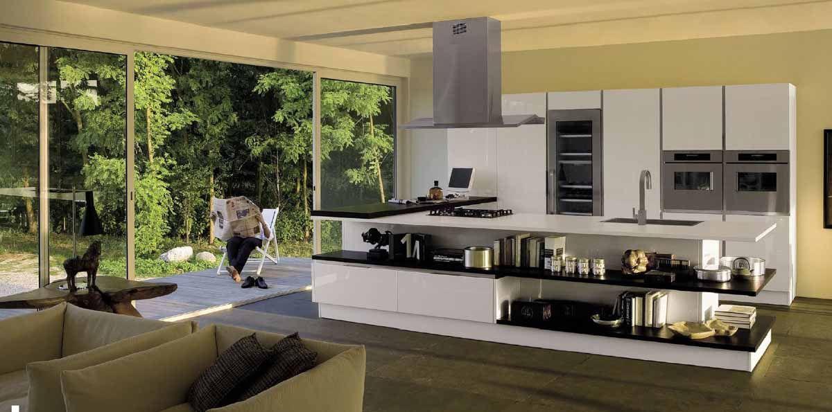 Emejing Cucina Tulipano Veneta Cucine Ideas - Ideas & Design 2017 ...