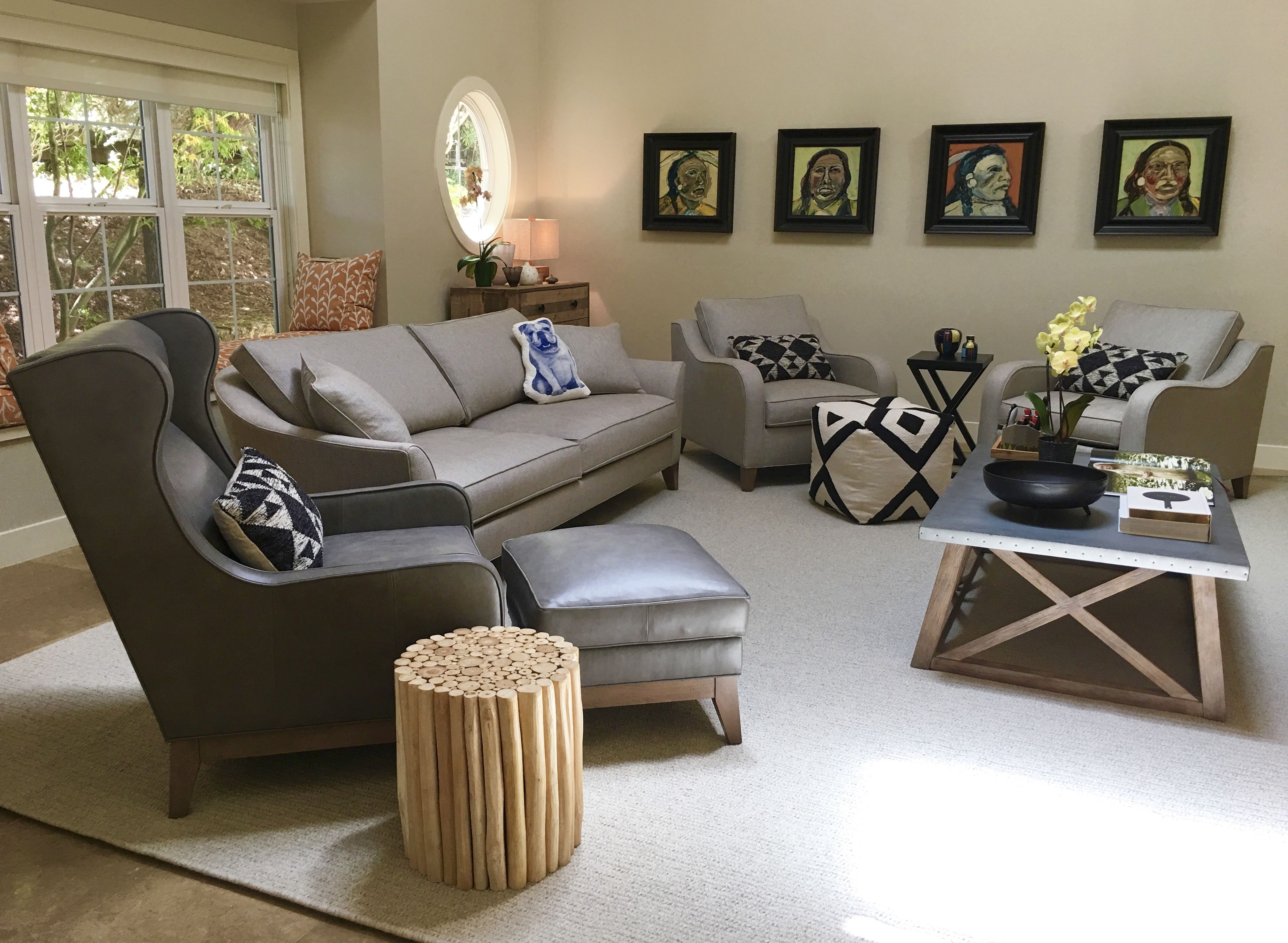 Pin by Leslie Ross Lentz on Living Room and Dining Room ...
