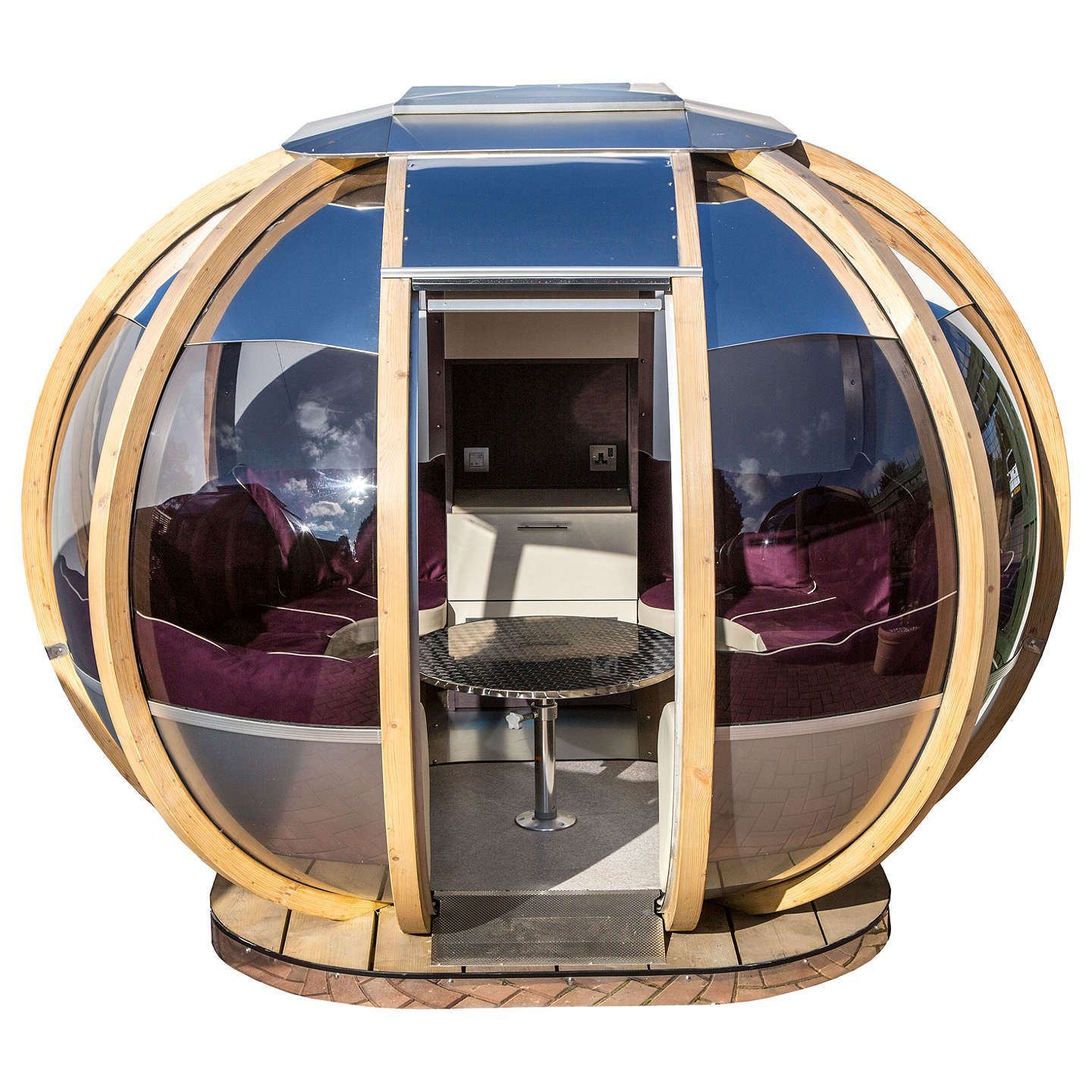 ef5cc1a6b8ab Farmer's Cottage Deluxe Rotating Summer House Garden Pod in 2019 ...