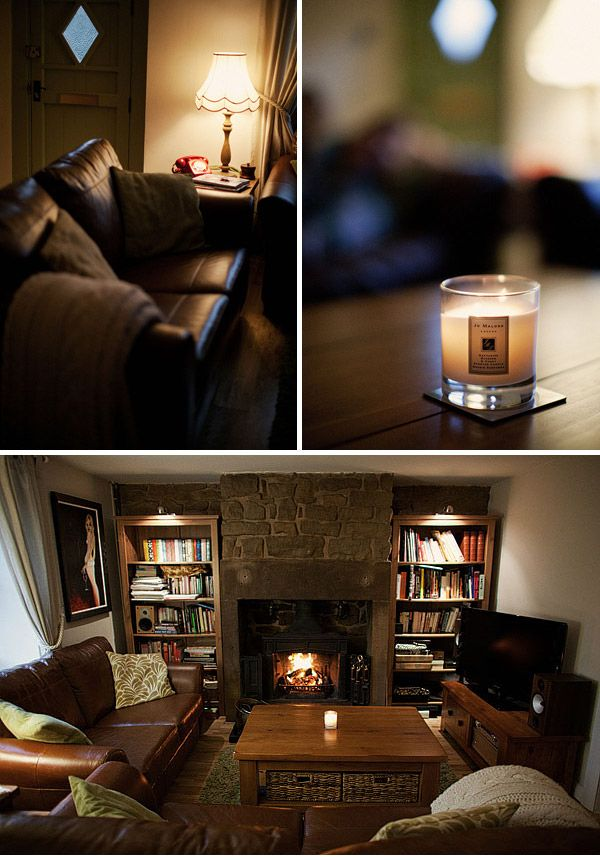 Warm Cosy Living Room
