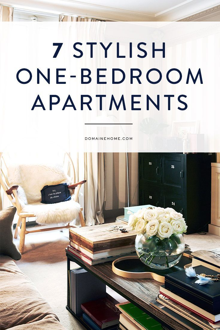 OneBedroom Apartments With MAJOR Style - A small apartment with big dreams