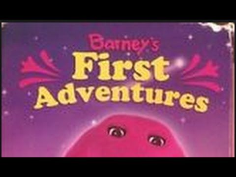 Barney's First Adventures (1998) - YouTube